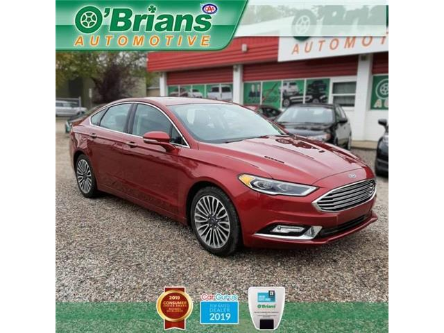 2017 Ford Fusion SE (Stk: 12691A) in Saskatoon - Image 1 of 25