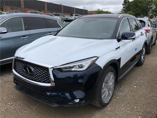 2019 Infiniti QX50 Luxe (Stk: 19QX50144) in Newmarket - Image 1 of 5