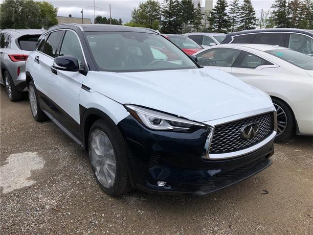 2019 Infiniti QX50 Luxe (Stk: 19QX50144) in Newmarket - Image 3 of 5
