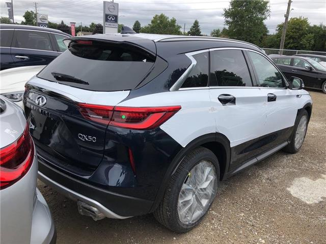 2019 Infiniti QX50 Luxe (Stk: 19QX50144) in Newmarket - Image 4 of 5