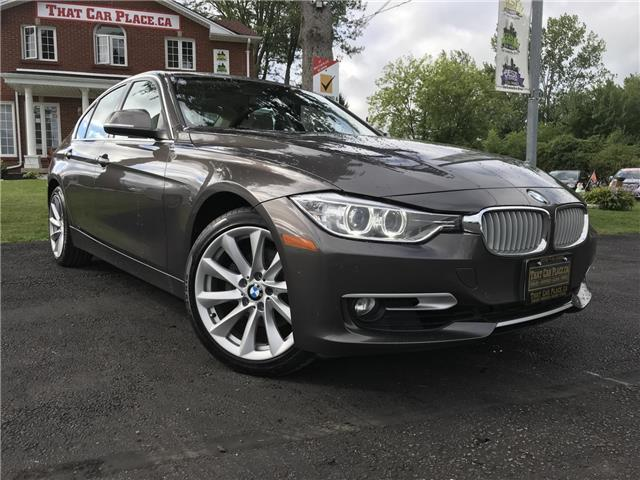 2014 BMW 328i xDrive (Stk: 5361) in London - Image 1 of 23