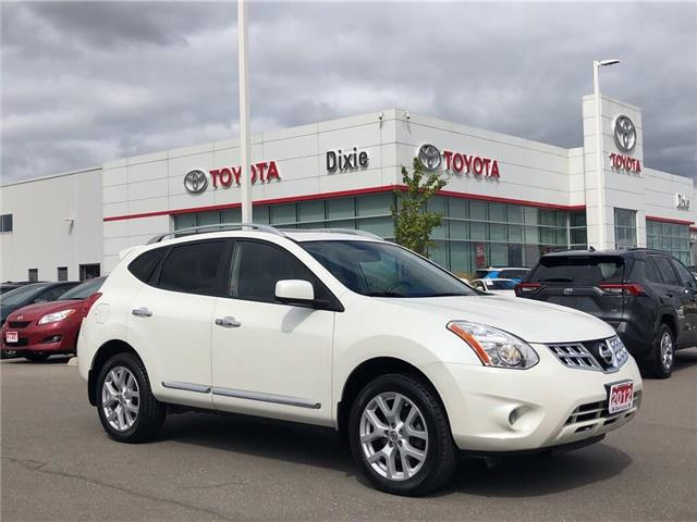2012 Nissan Rogue SL (Stk: D192002A) in Mississauga - Image 9 of 19
