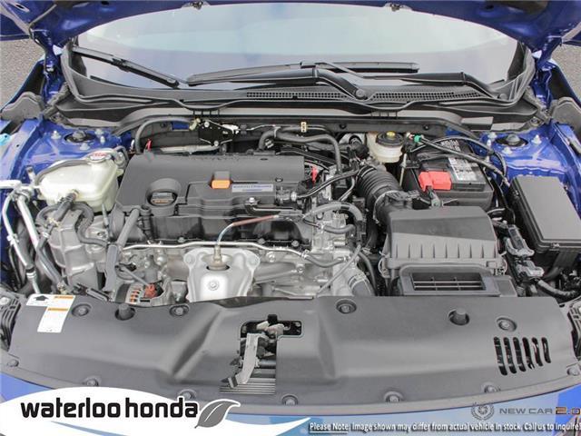 2019 Honda Civic LX (Stk: H6136) in Waterloo - Image 6 of 23