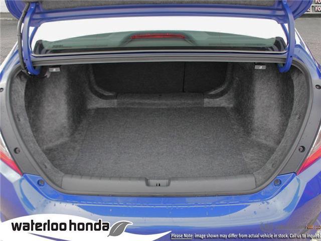 2019 Honda Civic LX (Stk: H6136) in Waterloo - Image 7 of 23