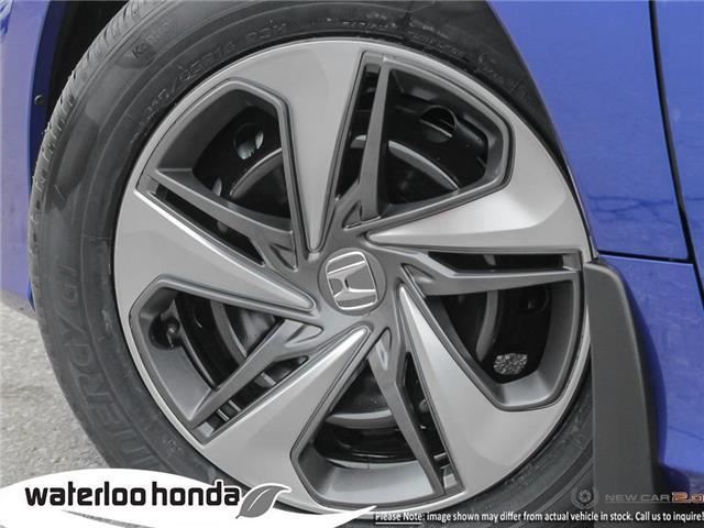 2019 Honda Civic LX (Stk: H6136) in Waterloo - Image 8 of 23