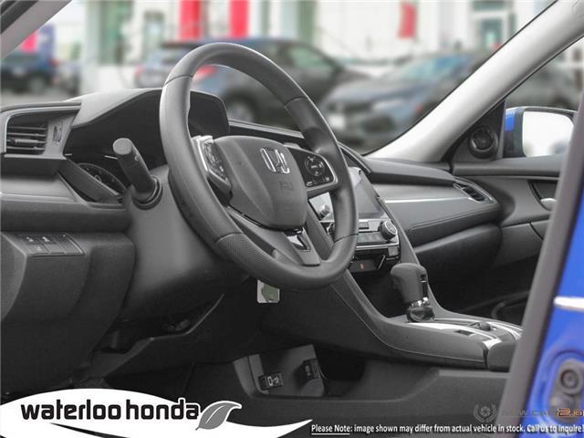 2019 Honda Civic LX (Stk: H6136) in Waterloo - Image 12 of 23