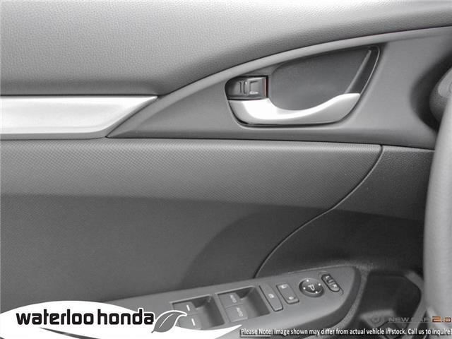 2019 Honda Civic LX (Stk: H6136) in Waterloo - Image 16 of 23