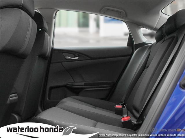2019 Honda Civic LX (Stk: H6136) in Waterloo - Image 21 of 23