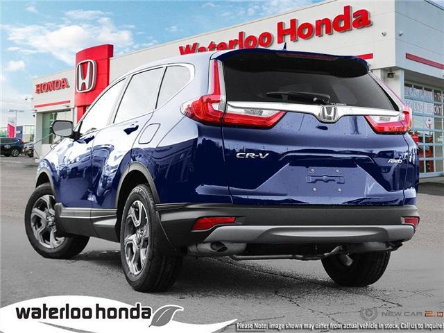 2019 Honda CR-V EX-L (Stk: H6145) in Waterloo - Image 4 of 22