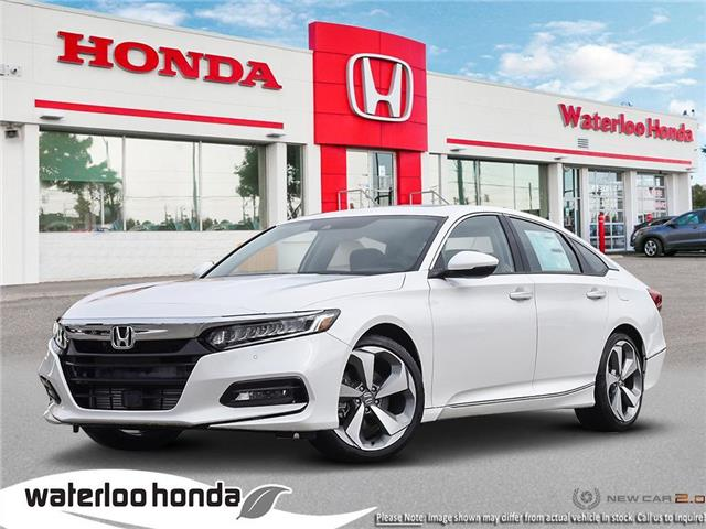 2019 Honda Accord Touring 2.0T (Stk: H6132) in Waterloo - Image 1 of 23