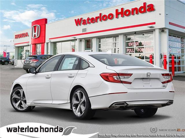 2019 Honda Accord Touring 2.0T (Stk: H6132) in Waterloo - Image 4 of 23