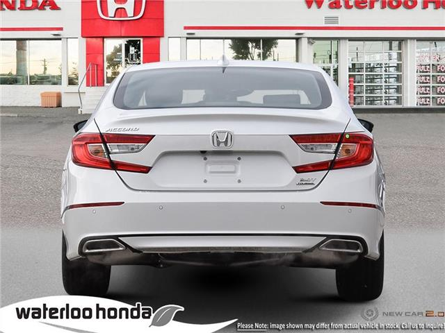 2019 Honda Accord Touring 2.0T (Stk: H6132) in Waterloo - Image 5 of 23