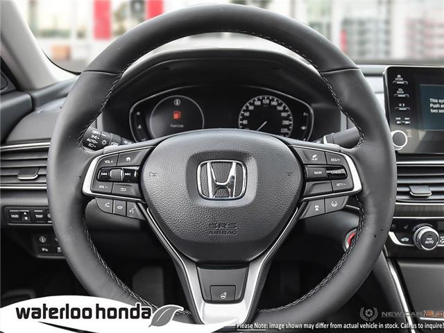 2019 Honda Accord Touring 2.0T (Stk: H6132) in Waterloo - Image 13 of 23