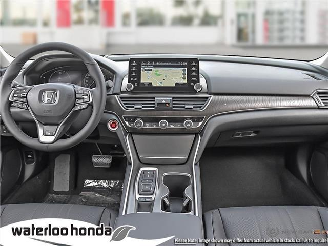 2019 Honda Accord Touring 2.0T (Stk: H6132) in Waterloo - Image 22 of 23