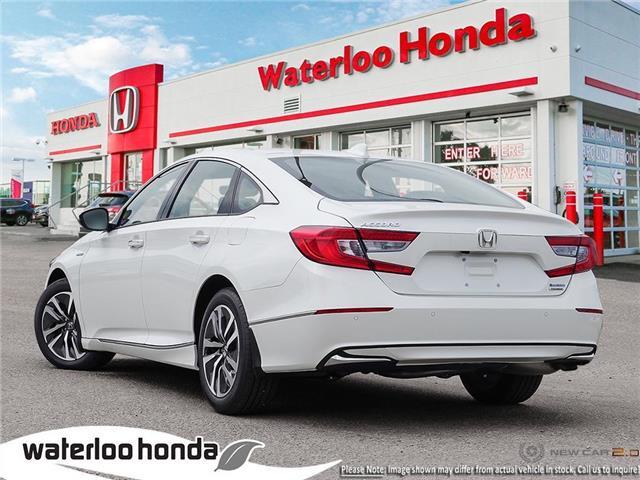 2019 Honda Accord Hybrid Touring (Stk: H6133) in Waterloo - Image 4 of 23