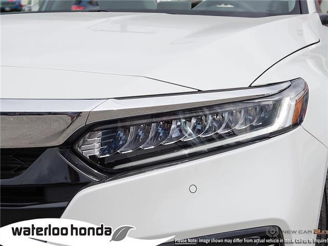 2019 Honda Accord Hybrid Touring (Stk: H6133) in Waterloo - Image 10 of 23