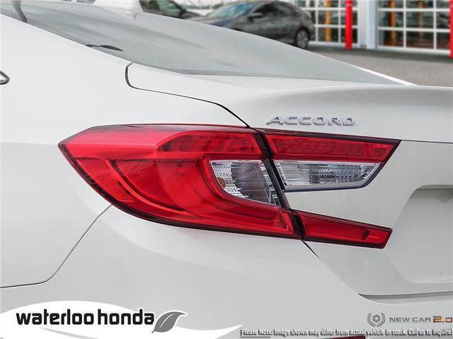 2019 Honda Accord Hybrid Touring (Stk: H6133) in Waterloo - Image 11 of 23
