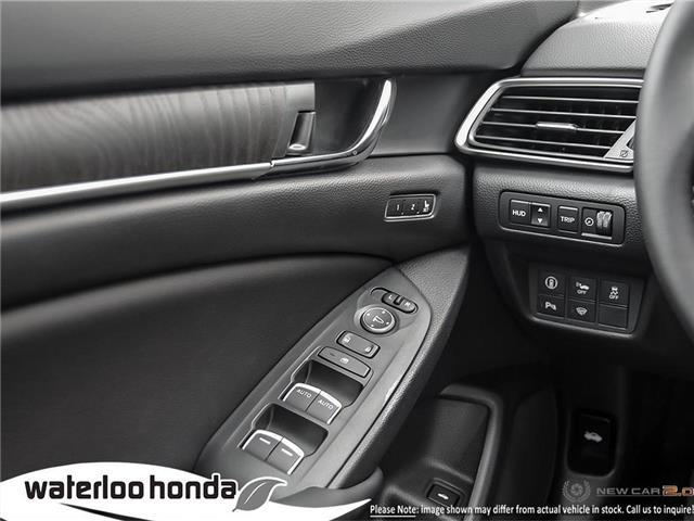 2019 Honda Accord Hybrid Touring (Stk: H6133) in Waterloo - Image 16 of 23