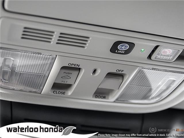 2019 Honda Accord Hybrid Touring (Stk: H6133) in Waterloo - Image 19 of 23