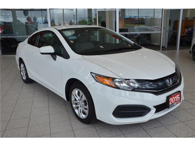 2015 Honda Civic EX (Stk: 518041) in Milton - Image 3 of 33