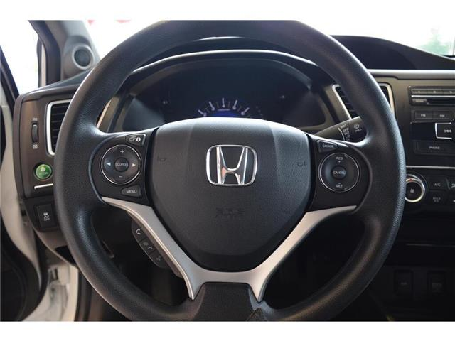 2015 Honda Civic EX (Stk: 518041) in Milton - Image 12 of 33