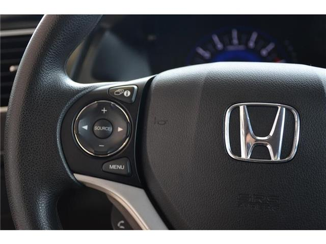 2015 Honda Civic EX (Stk: 518041) in Milton - Image 13 of 33