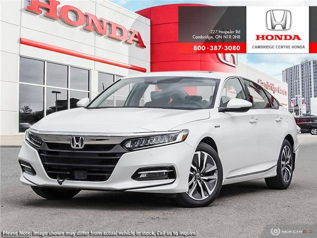 2019 Honda Accord Hybrid Touring (Stk: 20250) in Cambridge - Image 1 of 24
