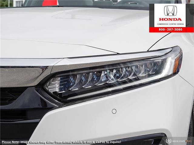 2019 Honda Accord Hybrid Touring (Stk: 20250) in Cambridge - Image 10 of 24