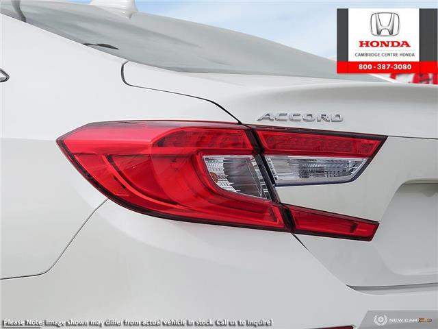 2019 Honda Accord Hybrid Touring (Stk: 20250) in Cambridge - Image 11 of 24