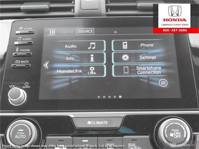 2019 Honda Civic LX (Stk: 20259) in Cambridge - Image 19 of 24