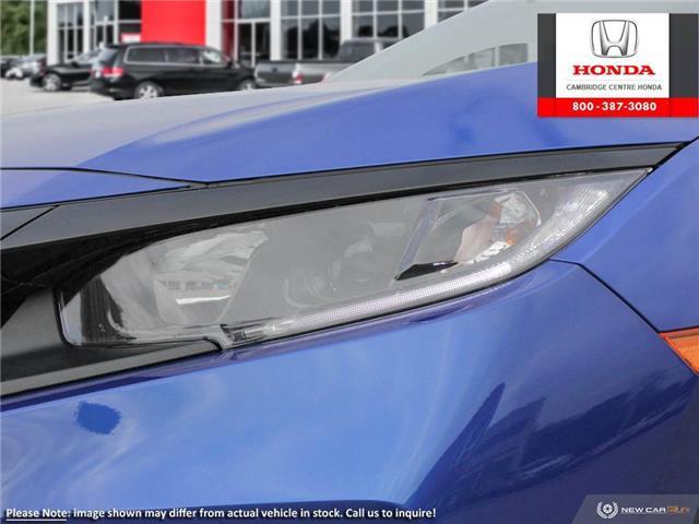 2019 Honda Civic LX (Stk: 20260) in Cambridge - Image 10 of 24
