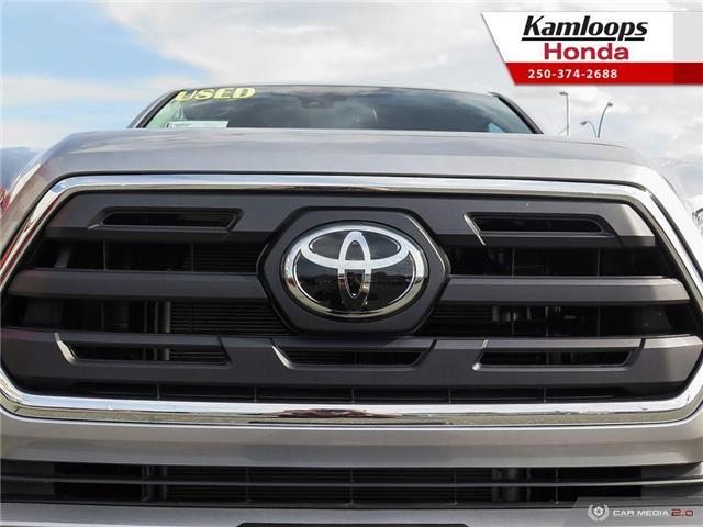2019 Toyota Tacoma SR5 V6 (Stk: 14667U) in Kamloops - Image 9 of 25