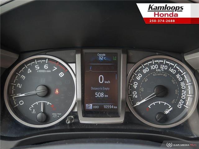 2019 Toyota Tacoma SR5 V6 (Stk: 14667U) in Kamloops - Image 15 of 25