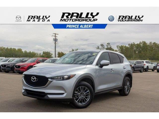 2017 Mazda CX-5 GS (Stk: V979) in Prince Albert - Image 1 of 11
