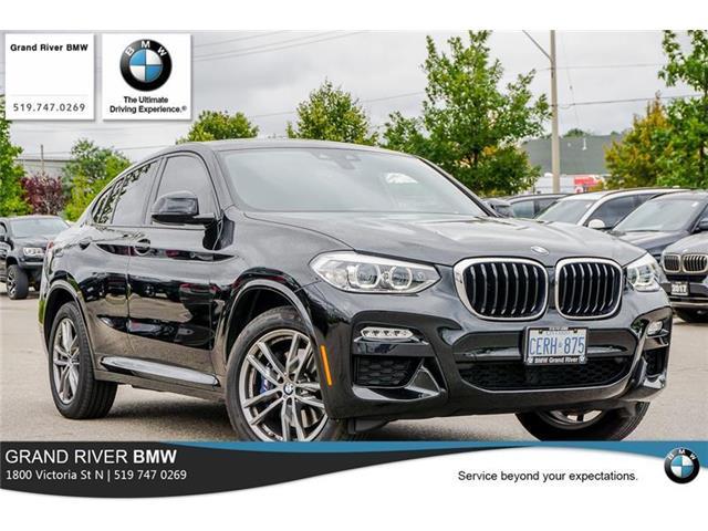 2019 BMW X4 xDrive30i (Stk: PW4991) in Kitchener - Image 1 of 22