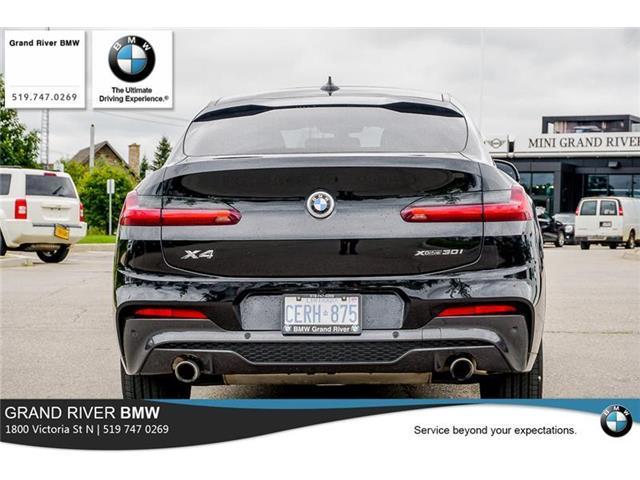 2019 BMW X4 xDrive30i (Stk: PW4991) in Kitchener - Image 6 of 22