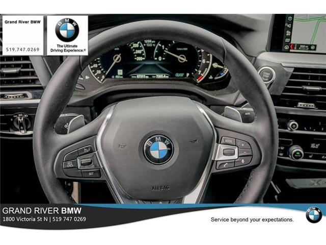 2019 BMW X4 xDrive30i (Stk: PW4991) in Kitchener - Image 16 of 22