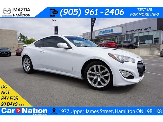 2014 Hyundai Genesis Coupe  (Stk: HU872A) in Hamilton - Image 1 of 34