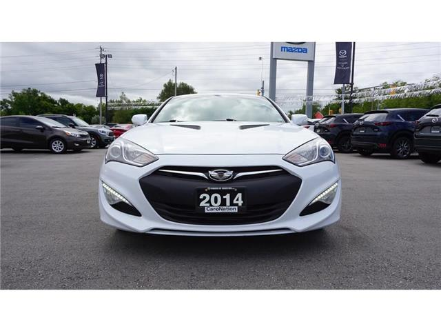 2014 Hyundai Genesis Coupe  (Stk: HU872A) in Hamilton - Image 3 of 34