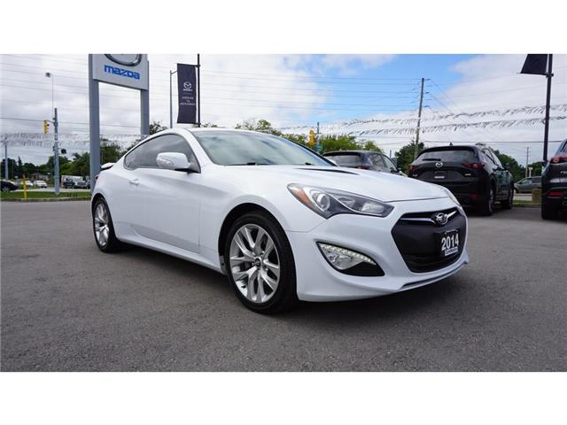 2014 Hyundai Genesis Coupe  (Stk: HU872A) in Hamilton - Image 4 of 34