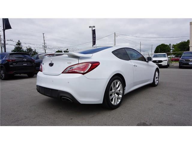 2014 Hyundai Genesis Coupe  (Stk: HU872A) in Hamilton - Image 6 of 34