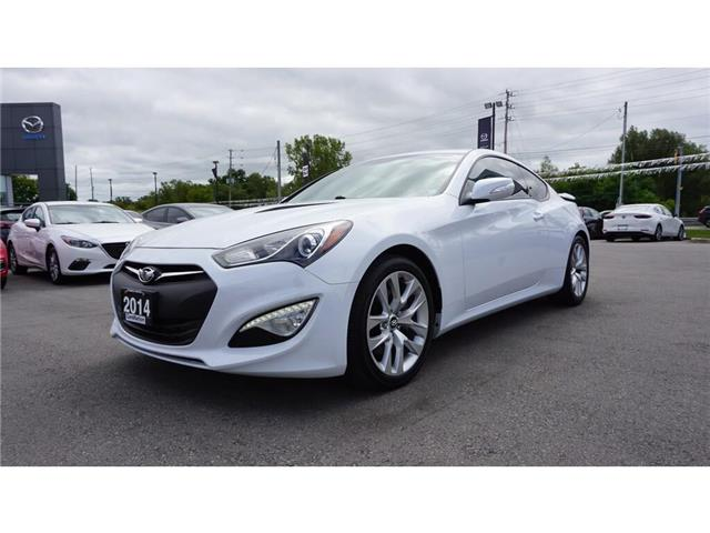 2014 Hyundai Genesis Coupe  (Stk: HU872A) in Hamilton - Image 10 of 34