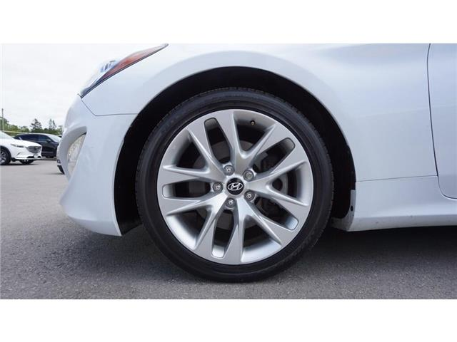 2014 Hyundai Genesis Coupe  (Stk: HU872A) in Hamilton - Image 11 of 34