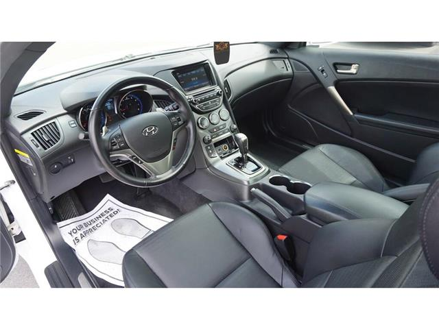 2014 Hyundai Genesis Coupe  (Stk: HU872A) in Hamilton - Image 18 of 34