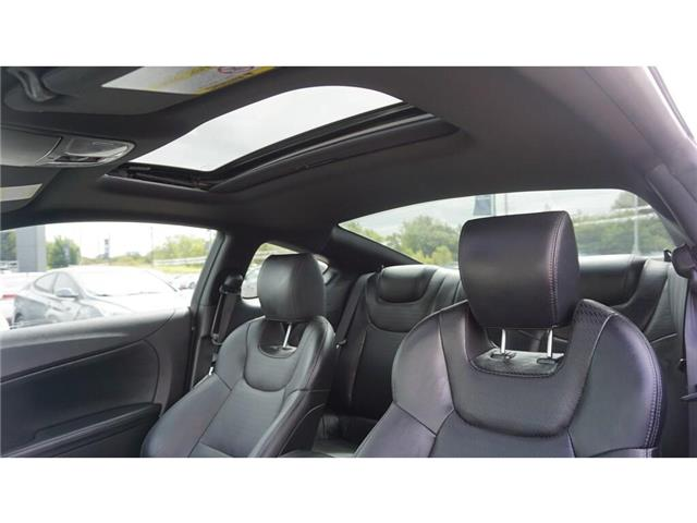 2014 Hyundai Genesis Coupe  (Stk: HU872A) in Hamilton - Image 21 of 34