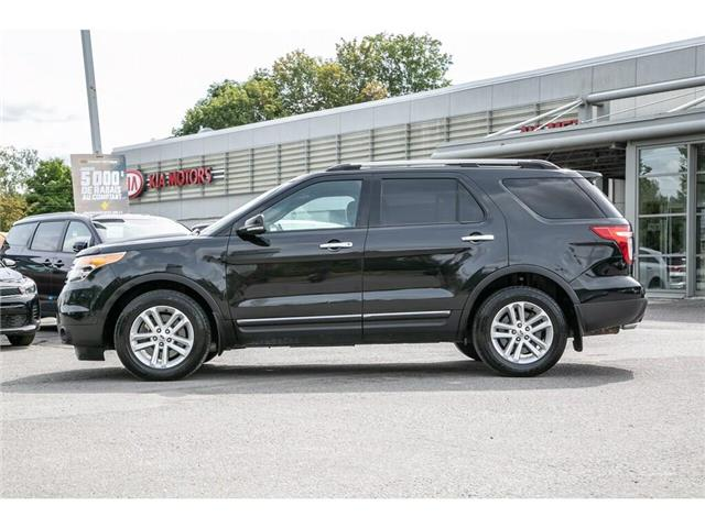 2013 Ford Explorer XLT (Stk: P1237) in Gatineau - Image 3 of 30