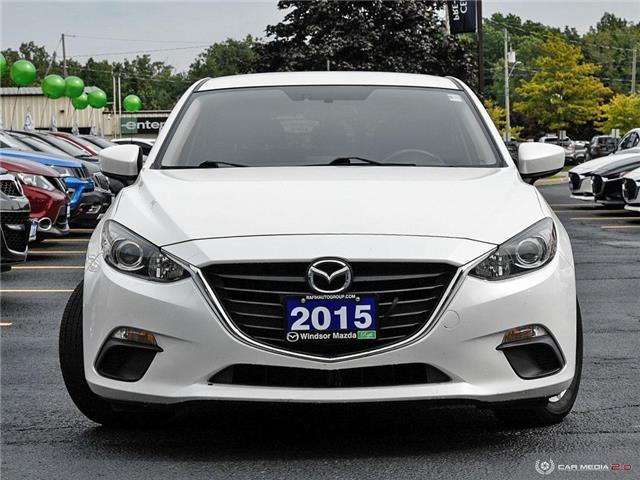 2015 Mazda Mazda3 Sport GS (Stk: PR4608) in Windsor - Image 2 of 27