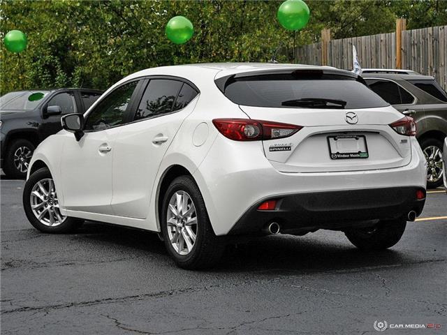 2015 Mazda Mazda3 Sport GS (Stk: PR4608) in Windsor - Image 4 of 27