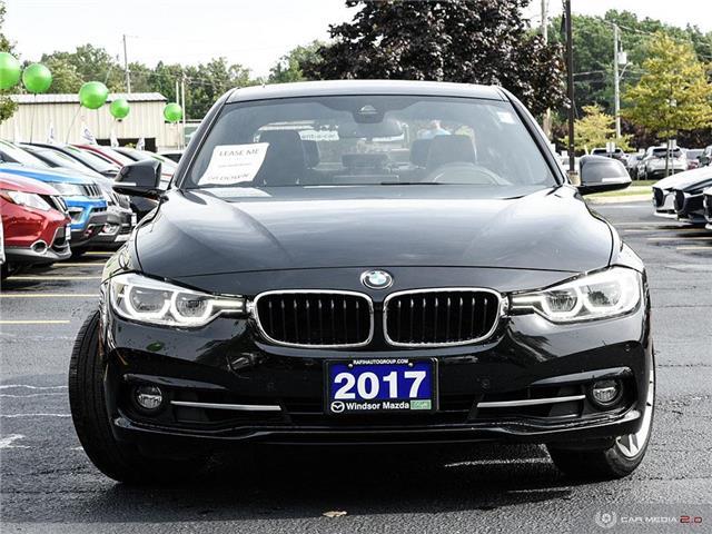 2017 BMW 330i xDrive (Stk: PR7780B) in Windsor - Image 2 of 27