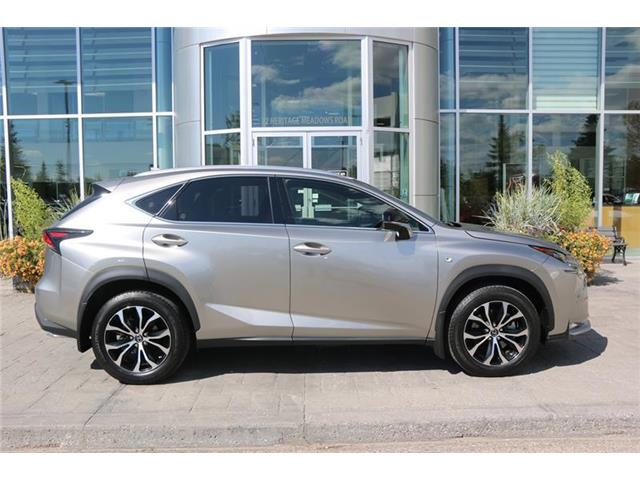 2016 Lexus NX 200t Base (Stk: 190030A) in Calgary - Image 2 of 13